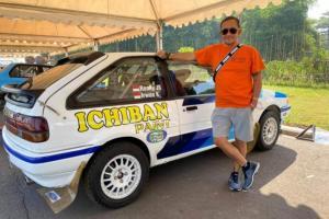 Ronny JS, berharap IMI baru bisa menyelenggarakan lebih banyak event balap