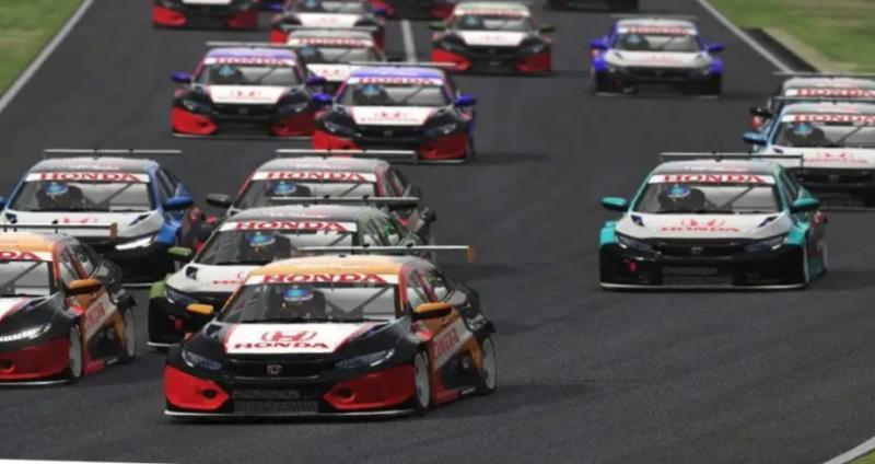 Kian seru dan ketat persaingan di Honda Racing Simulator Championship