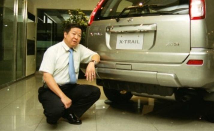 Teddy Irawan, 28 tahun bersama PT Nissan Motor Indonesia dan ternyata seorang crosser