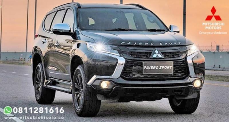 Mitsubishi Pajero Sport, produk SUV yang diminati dan sukses di Indonesia