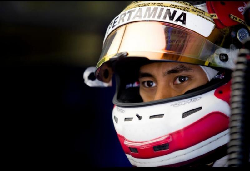 Pembalap Indonesia Sean Gelael siap kerahkan kemampuan terbaik di sirkuit Silverstone yang dikenal kejam untuk pembalap