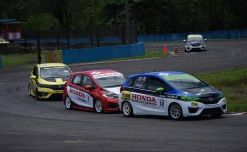 Peserta Brio dan Jazz bisa berlomba di kelas TCR 1.200, 1.500 dan TCR Max non-kejurnas