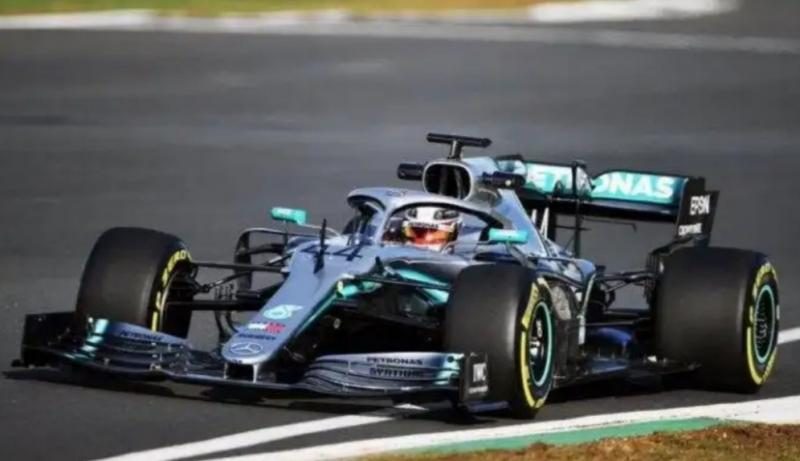 Tetap Mercedes vs Mercedes di Sirkuit Silverstone. (Foto: ist)