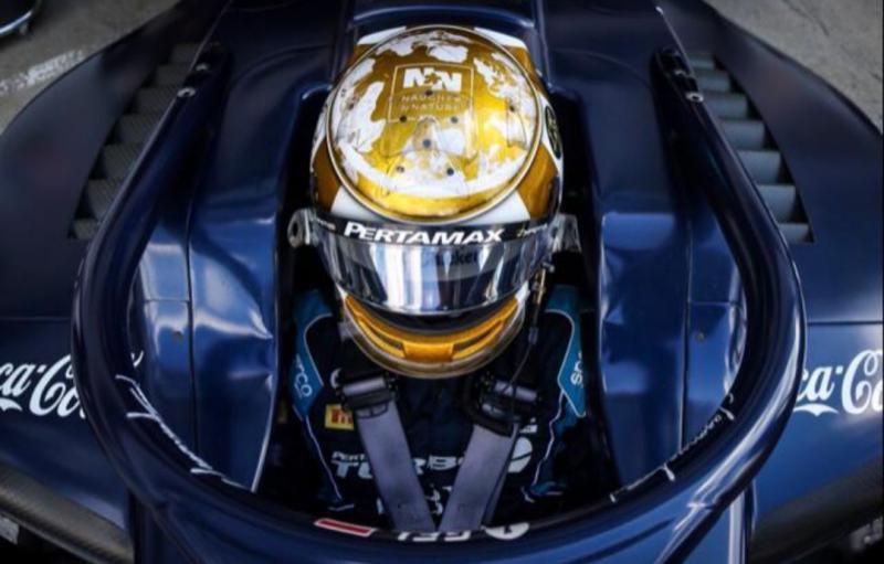 Sean Gelael tetap optimis menatap sisa balap F2 pada musim 2020