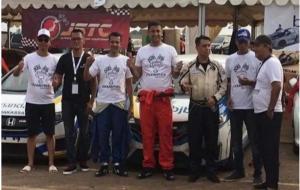 Skuad tim balap mobil Delta Garage tahun lalu, siap turun full team di ISSOM 2020