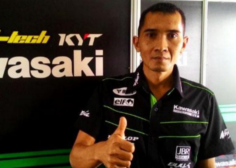 Ibnu Sambodo, kemenangan seorang pembalap lebih ditentukan oleh kesiapan, bukan di sirkuit mana balapannya