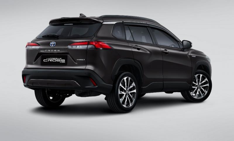All New Corolla Cross mewarisi DNA Corolla merupakan SUV perkotaan yang fun, nyaman, fungsional dan ramah lingkungan