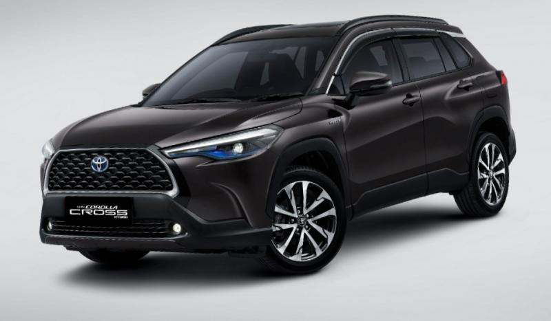 All New Corolla Cross HEV menjadi produk ke-7 elektrifikasi Toyota di Indonesia
