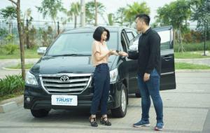 Toyota Trust online trade in-day, beli mobil kamu dengan harga terbaik