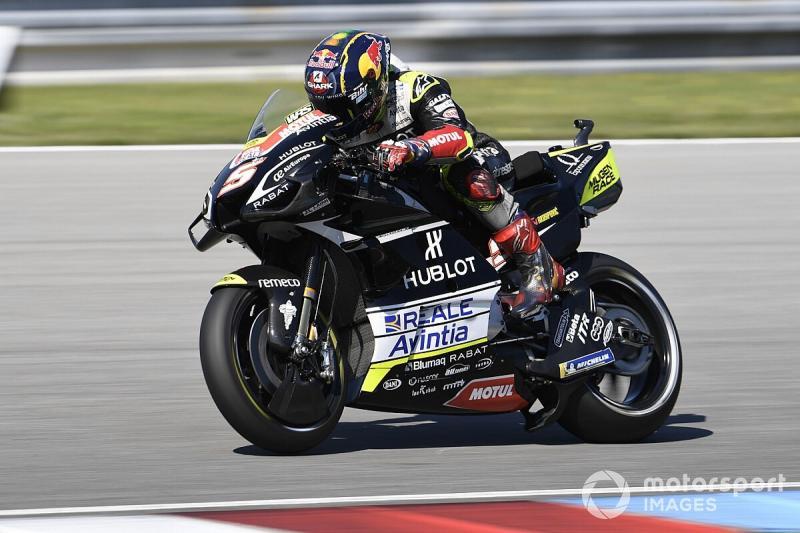 Joann Zarco (Prancis/Avintia Ducati), tanpa beban menuju race Minggu (9/9/2020). (Foto: motorsport)