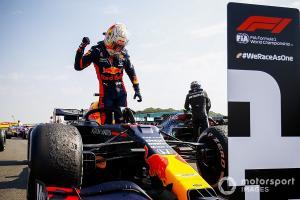 P1 di Silverstone membuat Max Verstappen salip Valtteri Bottas di klasemen sementara F1 2020. (Foto: motorsport)