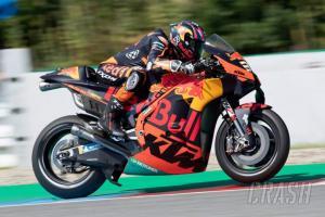 Brad Binder (Red Bull KTM), bintang baru dari Afrika Selatan. (Foto: crash)