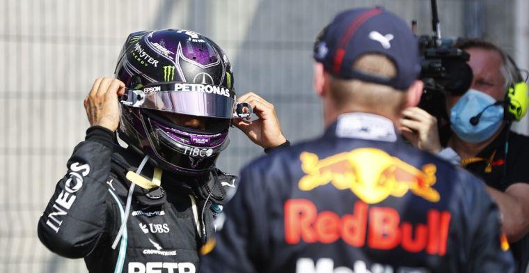 Lewis Hamilton (Inggris/Mercedes), meralat kalimatnya sendiri di Silverstone. (Foto: ist)