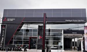 Mitsubishi Mahligai Puteri Berlian – Ciamis 3S Jl. Jend. Sudirman No. 210, Sindangrasa, Kabupaten Ciamis, Jawa Barat.