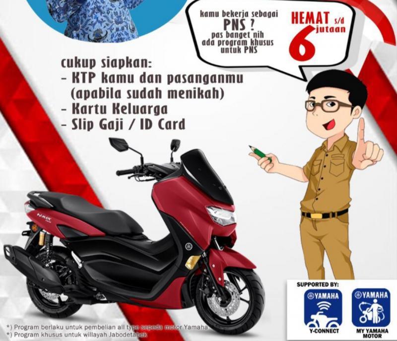 Yamaha Siapkan Program Special Untuk PNS Sambut HUT RI Ke-75