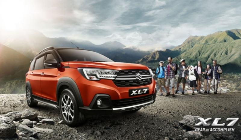 Suzuki XL7 menjadi Extra Ordinary SUV dengan memiliki kabin lega sehingga maksimal menjaga jarak di dalam mobil