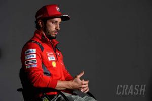Andrea Dovizioso (Italia/Ducati), menatap Red Bull Ring hanya bermodal kesabaran. (Foto: crash)