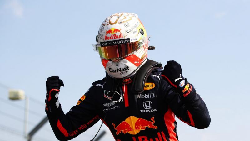 Max Verstappen, ditempatkan pada posisi 3 dengan 5.00 di bursa taruhan GP Spanyol. (Foto: formula1)