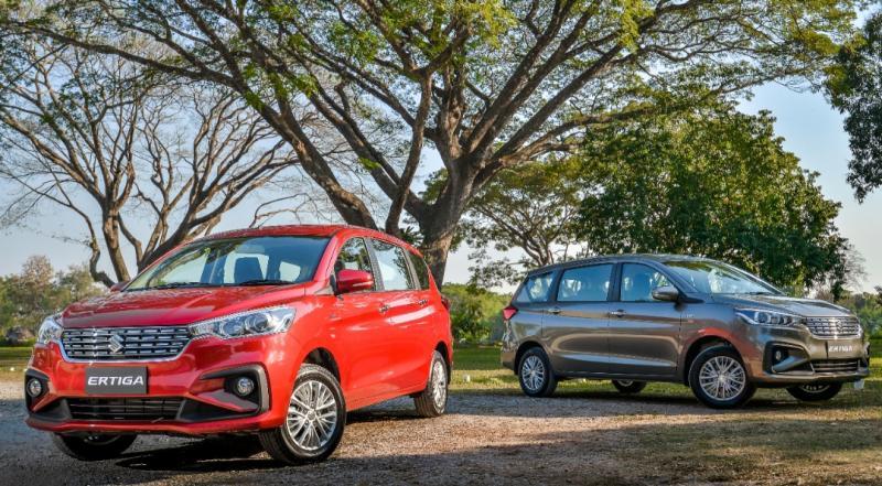 All New Ertiga jadi salah satu andalan ekspor Suzuki pada Juli 2020