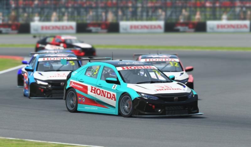 Seri 4 Honda Racing Simulator Championship di sirkuit Interlagos, Brazil diprediksi bakal berlangsung seru