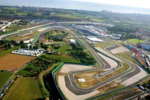 Sirkuit Misano, Italia, trek perdana serial MotoGP 2020 yang boleh datangkan penonton. (Foto: ist)