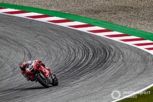 Jack Miller (Australia/Pramac Ducati), salah satu favorit jika race GP Austria didera hujan. (Foto: motorsport)
