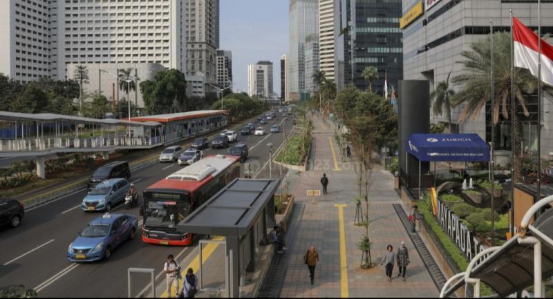Penindakan dilakukan secara manual dan melalui E-TLE (Electronic Traffic Law Enforcement).