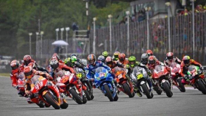 MotoGP Austria di Red Bull Ring, berpotensi basah pada raceday Minggu nanti. (Foto: ist)