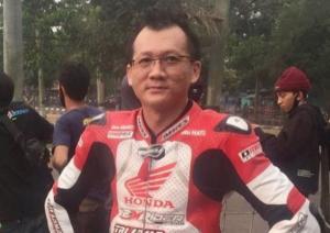 Rudy Hadinata, siap berkorban dan menjamin tidak ada kebocoran event Oneprix di Bukit Puesar Tasikmalaya