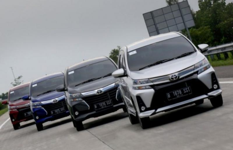 Brand Toyota masih memimpin dengan penjualan tertinggi pada divisi otomotif Astra