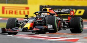 Max Verstappen (Red Bull), bakal diuntungkan cuaca panas di GP Spanyol, Minggu (16/8)? (Foto: firstpost)