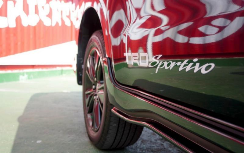 Kijang Innova TRD Sportivo Limited diluncurkan tepat di peringatan hari Kemerdekaan ke-75 pada Senin (17/8/2020) hari ini
