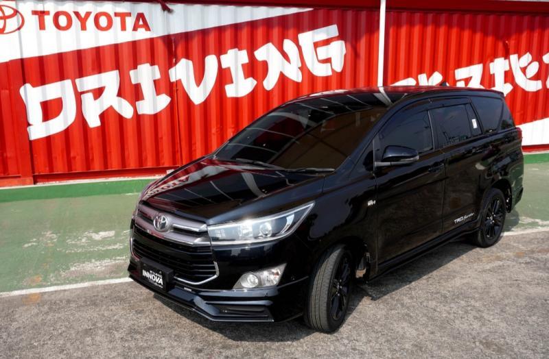 Kijang Innova TRD Sportivo Limited, kental nuansa sporty