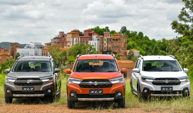 Suzuki XL7 tak hanya jadi primadona di pasar domestik, juga menjadi penyumbang ekspor terbesar dari PT Suzuki Indomobil Sales