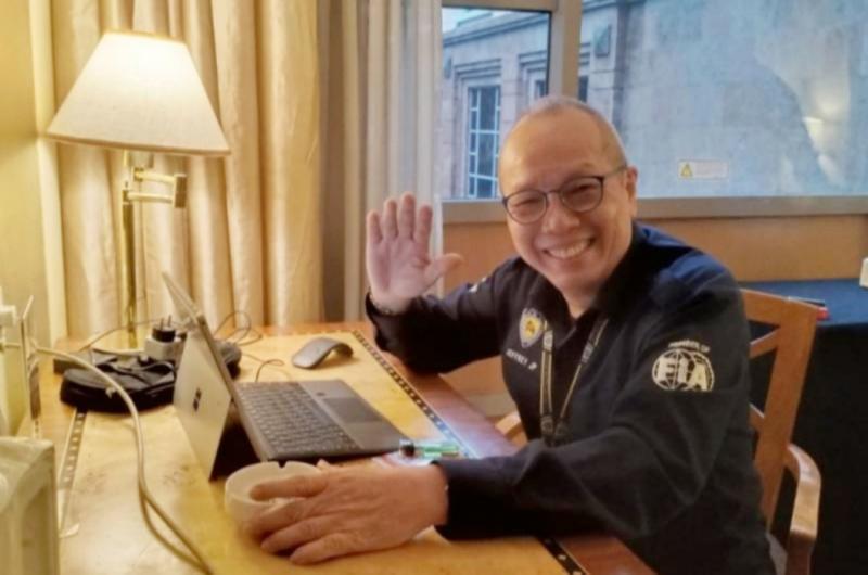 Jeffrey JP, IMI akan gelar Seminar New Normal tim medis dan Rakornis 2020
