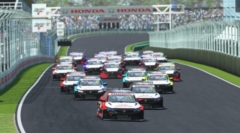 Belum ada pembalap yang memastikan diri menjadi juara umum jelang seri 5 Zandvoort event Honda Racing Simulator Championship 2020