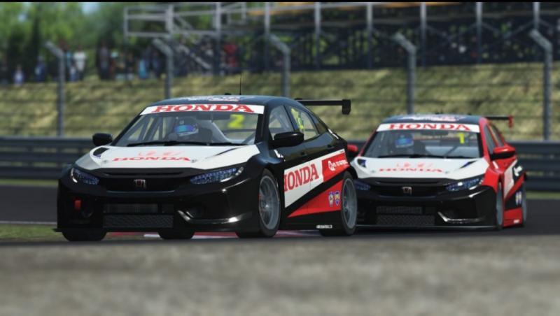 Persaingan ketat Rama dan Jaka terjadi dalam 5 seri HRSC dengan posisi top two. Bagaimana dengan seri final di Estoril?