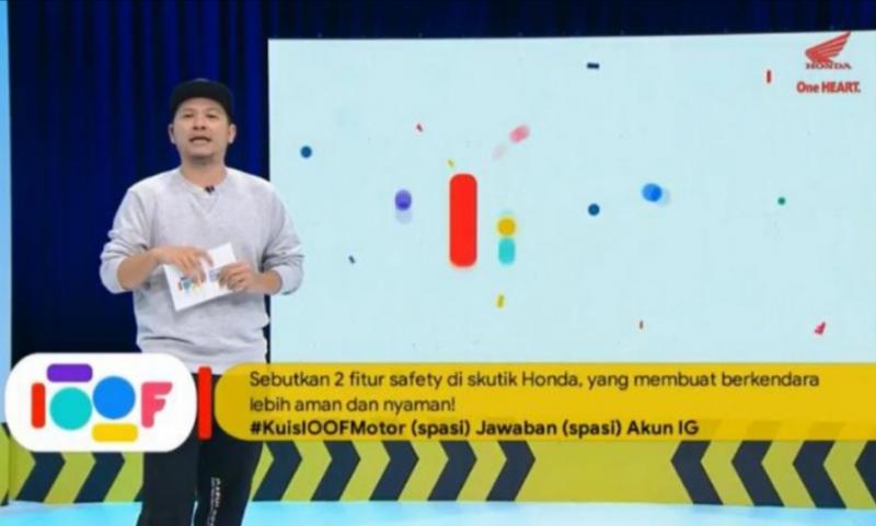 Keseruan Indonesia Otomotif Online Festival 2020 hari kedua hari Rabu (26/8/2020).