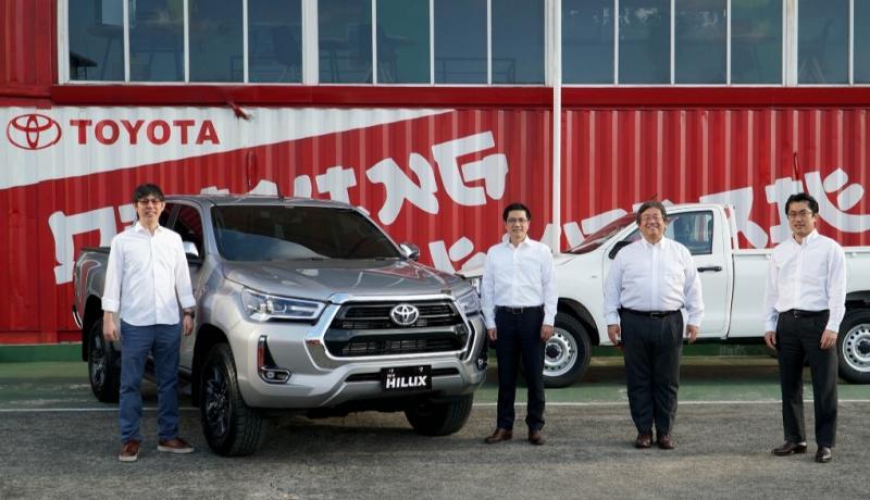 New Hilux implementasi komitmen Toyota untuk mewujudkan Ever Better Cars dengan semangat Let's Go Beyond.