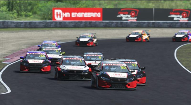 Final Honda Racing Simulator Championship di Sirkuit Estoril Portugal pada Sabtu malam esok