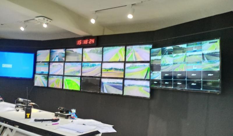 CCTV baru menjadi fasilitas baru membantu akurasi dalam hasil balapan di Sentul International Circuit