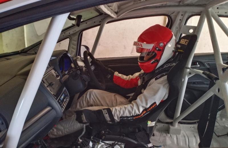 Avila Bahar tampil agresif dan mencetak pole pada 2 kelas yang diikuti di ISSOM 2020 seri pembuka.