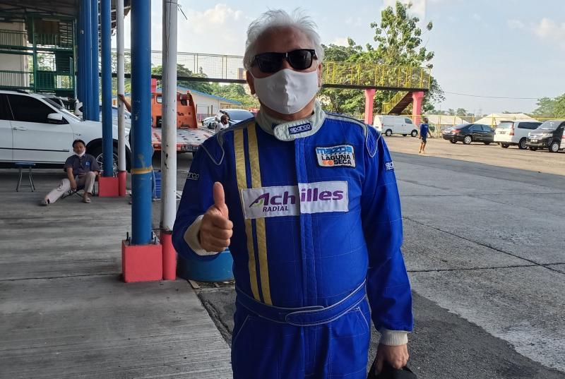Djembar Kartasasmita, pembalap 3 djaman yang langkahnya jadi panutan di balap mobil ISSOM