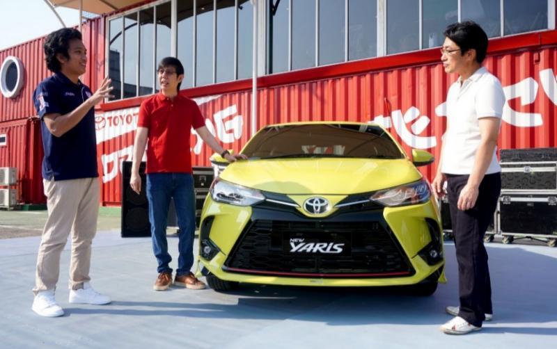 Toyota New Yaris solusi mobilitas lengkap bagi yang berjiwa muda