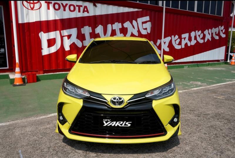 Toyota New Yaris tampil lebih stylish dan agile!