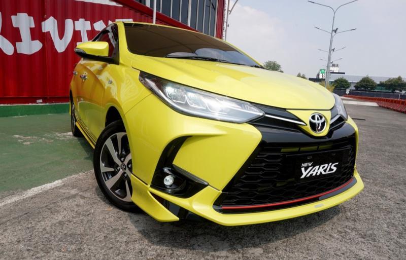 Toyota Yaris Muluskan TTI raih gelar juara di ajang motorsport nasional