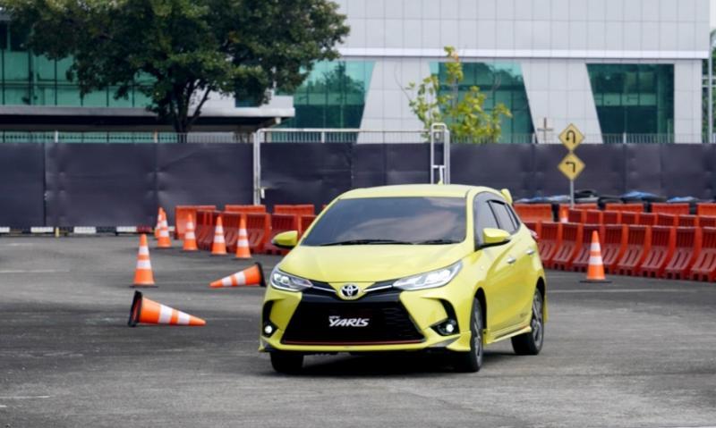 Total solution untuk Toyota New Yaris, bisa dengan Deal Cermat dan KINTO