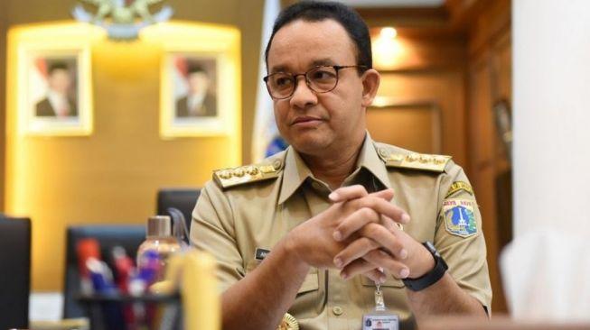 Anies Baswedan Gubernur DKI Jakarta akan kembali terapkan PSBB total