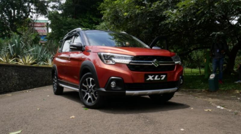 Suzuki XL7 menjadi model Suzuki paling banyak mendapat perhatian konsumen saat test drive