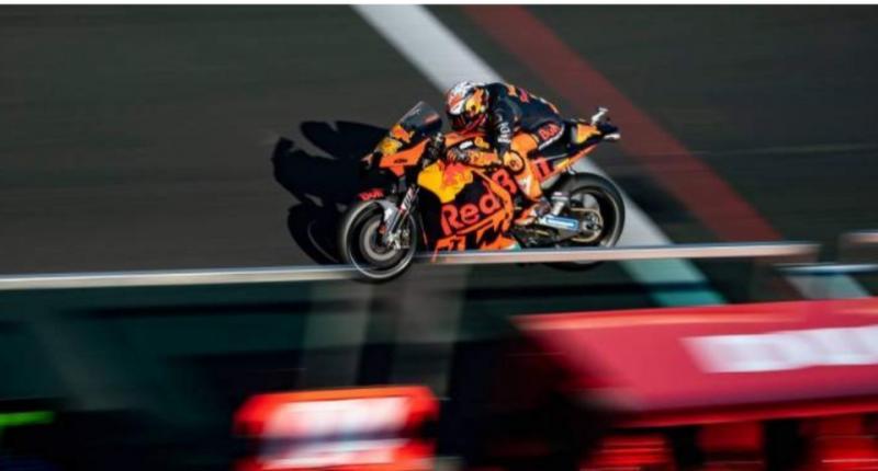 Pol Espargaro kembali bawa KTM ke rivalitas papan atas. (Foto: crash)